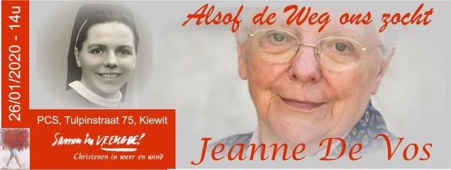 20200126 - Jeanne De Vos